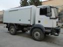 EXIII ADR Фургон за взривни вещества по ADR EX III