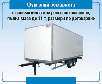 Фургонни ремаркета