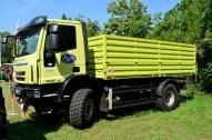 Производство на автомобилна надстройка – зърновоз с обем 15 м3